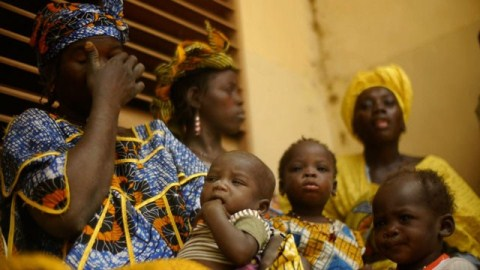 Help for Africa in Crisis