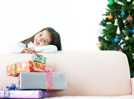 charity christmas gifts for children